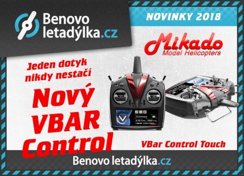 VBar Control Touch