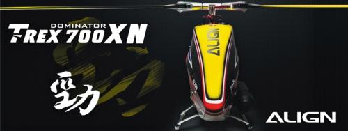 T-REX 700XN Dominator