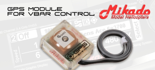 VBar Control GPS modul