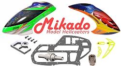 Díly Mikado Logo