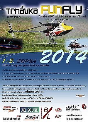 Trnávka FUNFLY 2014